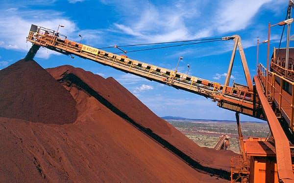 鉄鉱石価格の上昇が豪ドルの先高観の背景にある