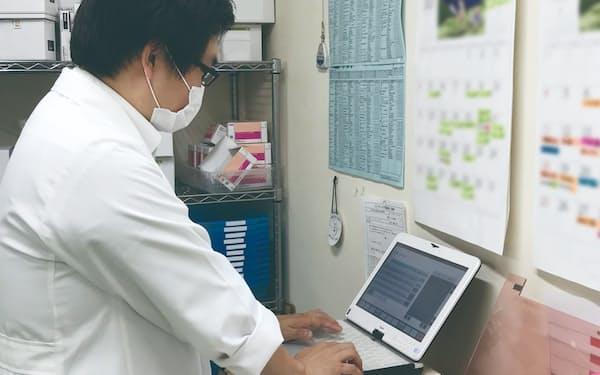 メドピアは薬局と患者のコミュニケーションを後押しする