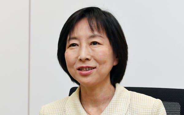 小野日子氏(2016年撮影)