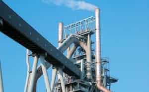 高炉の追加休止で稼ぐ力の再構築を急ぐ(茨城県鹿嶋市の東日本製鉄所鹿島地区)