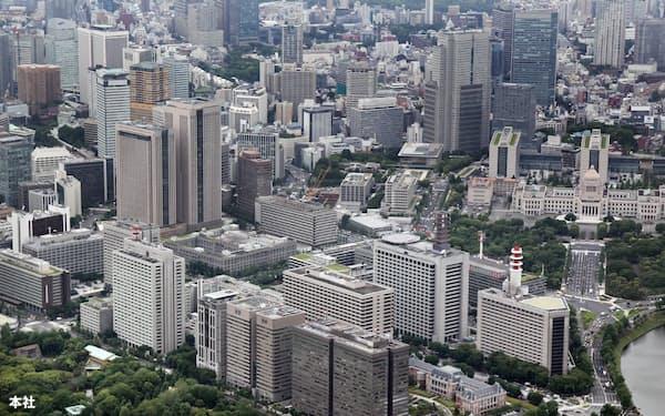 東京・霞が関の中央官庁がデジタル人材の確保を急ぎ始めた