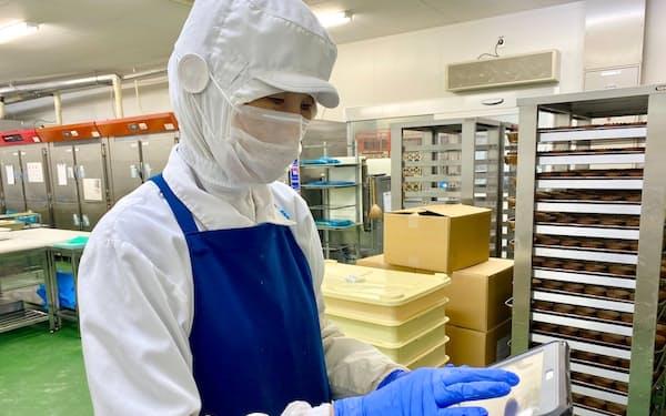 カミナシのソフトは製造現場などで利用されている