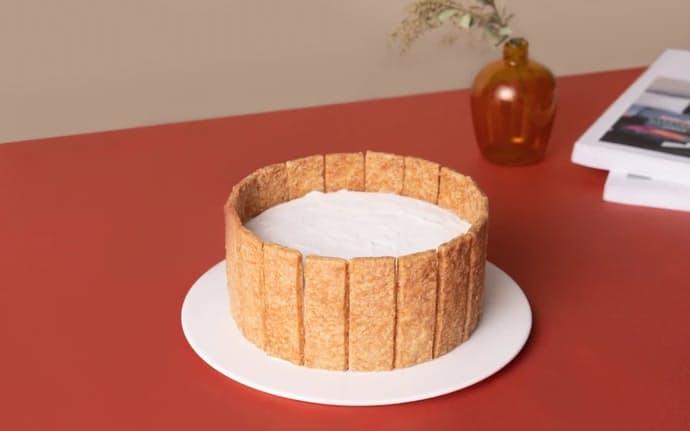 石川マサヨシ氏がつくるチーズケーキ