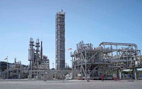 三菱重工はノルウェーにある世界最大級のCO2回収実証施設を試験に使う