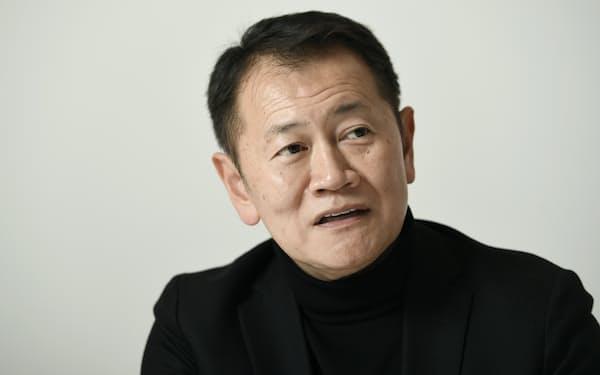 赤浦徹 日本ベンチャーキャピタル協会 会長