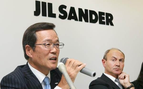 オンワードHDは2008年にジル・サンダーを買収していた