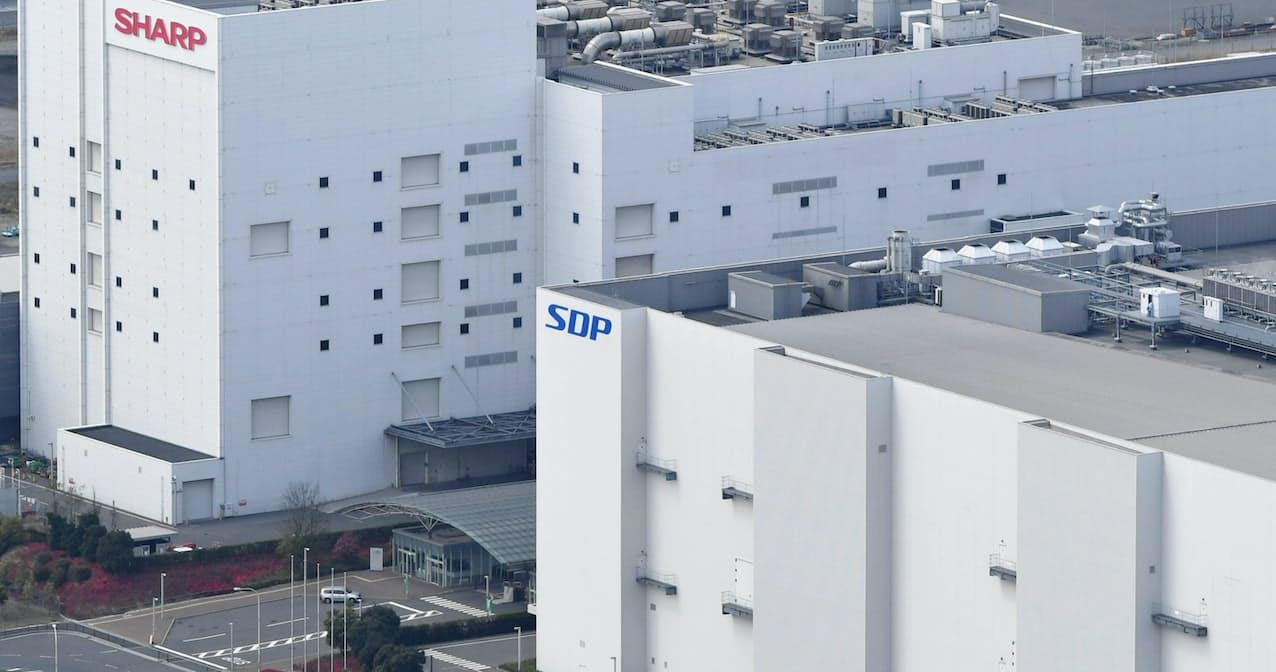 シャープは液晶パネル価格の乱高下で業績が安定しないSDPの切り離しを狙ったが…