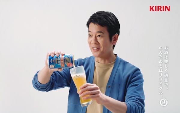 キリンは看板ブランド「一番搾り」で糖質ゼロ商品を投入した