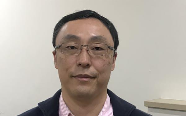 高知大人文社会科学部就職委員長・高橋俊氏