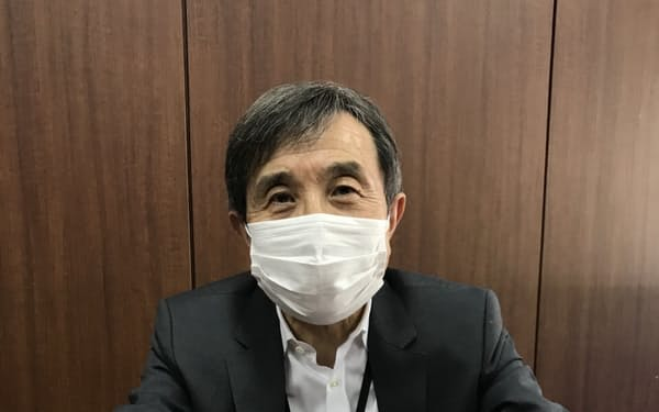 大田花き・磯村信夫社長