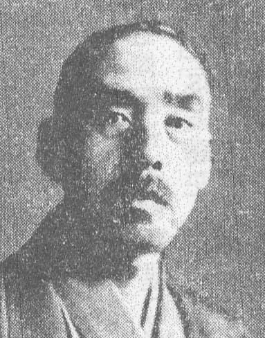 藤瀬政次郎氏(宮本又次著「大阪商人太平記」より)