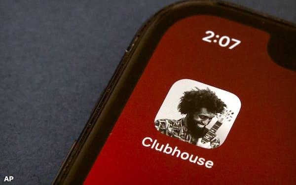 招待制SNS「クラブハウス」は中東でも若年層を中心に人気に火が付きつつあった=AP