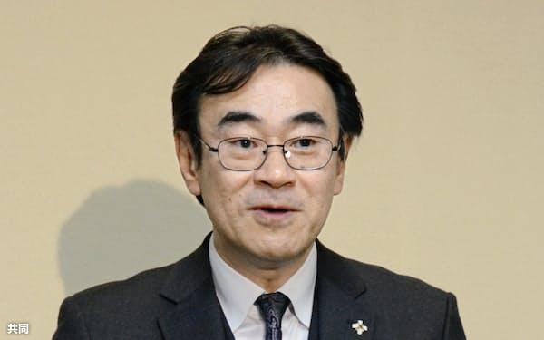 黒川弘務東京高検元検事長=共同