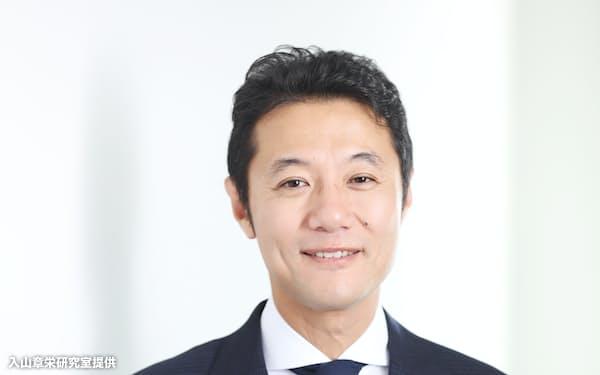 早稲田大学ビジネススクールの入山章栄教授=入山章栄研究室提供