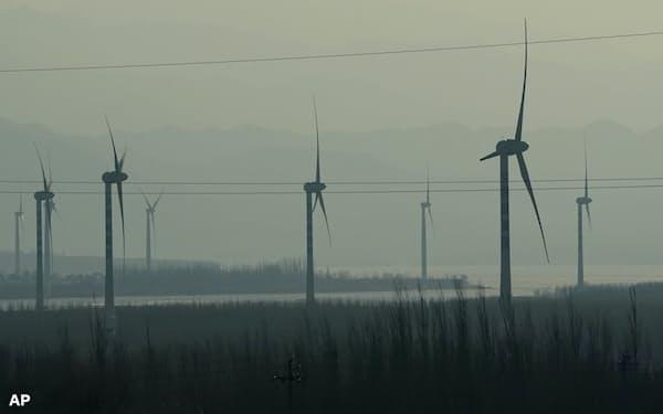 脱炭素の実現は技術革新にかかっている=AP