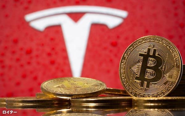 米テスラのマスクCEOは24日、自社製品のビットコイン決済に対応し始めたと明らかにした=ロイター