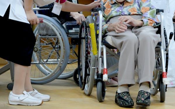介護老人保健施設(横浜市港北区の「ナーシングプラザ港北」)