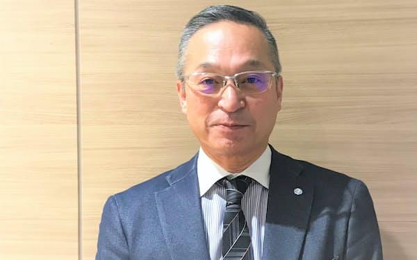 新潟国際情報大学の就職相談室室長 西脇茂雄氏