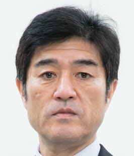 チヨダウーテ社長に平田芳久氏