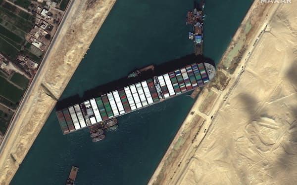 運河 料 スエズ 通行 スエズ運河を閉塞させた台湾企業が責任を日本側に押し付ける意向を表明して国際的争いに発展
