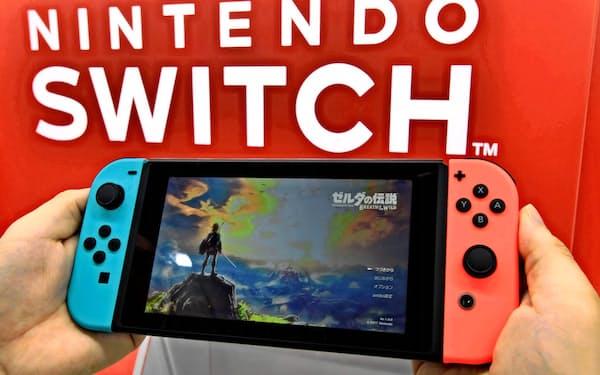 任天堂は21年度、家庭用ゲーム機「ニンテンドースイッチ」の生産を3000万台規模に引き上げる