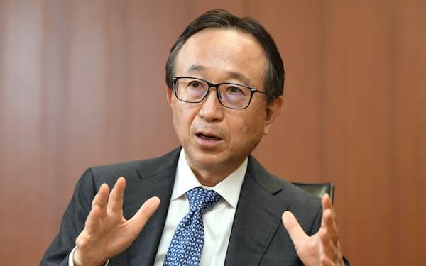 亀澤宏規・三菱UFJフィナンシャル・グループ社長は出資する米モルガン・スタンレーの取締役に就く