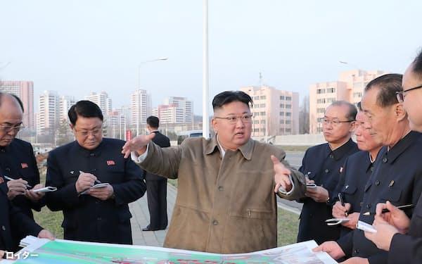 日米韓の高官協議は北朝鮮核問題が中心議題に=ロイター