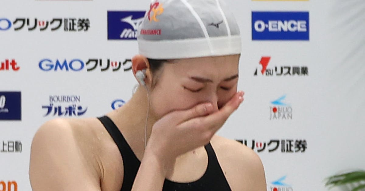 競泳・池江璃花子、東京五輪代表に 白血病乗り越え