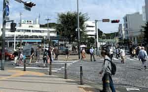 神奈川県逗子市は自然環境や東京都内までの着席通勤ができる環境が人気だ