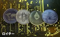 無国籍通貨、マネーが選別 金とビットコイン逆相関