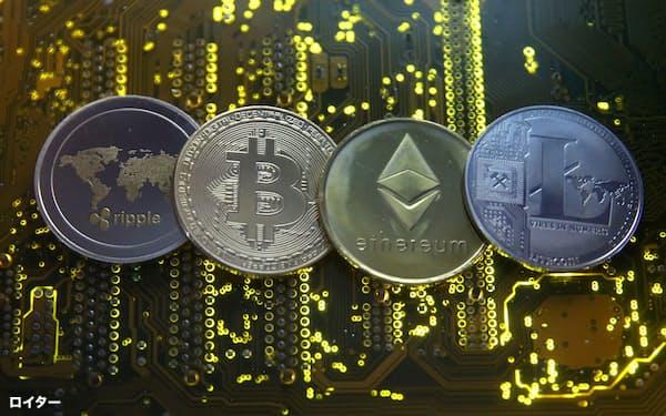 金価格と対照的にビットコインは高騰(ロイター)
