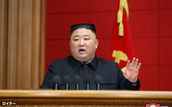 北朝鮮は金正恩総書記の命令の下、防疫を徹底している=朝鮮中央通信・ロイター