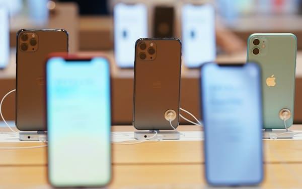 iPhone「11」シリーズ 携帯電話 スマホ