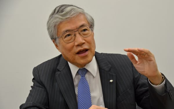 野村総合研究所のリチャード・クー氏