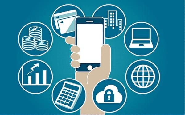 スマートフォンの普及を背景に中南米で新興のデジタル銀行が急成長している