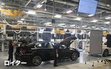 メキシコ3月の新車販売、13カ月ぶり増加