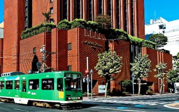 ホテルオークラ札幌は9月に閉館を予定している(同ホテル提供)