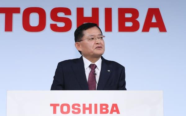 東芝の車谷社長はCVC日本法人の元会長で、利益相反を懸念する声もある