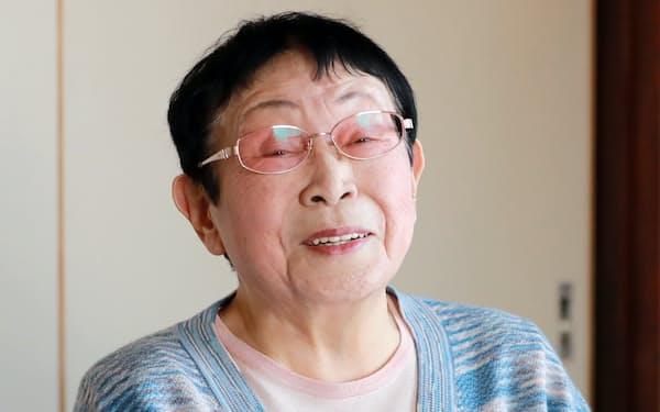 橋田壽賀子さん(2019年3月)