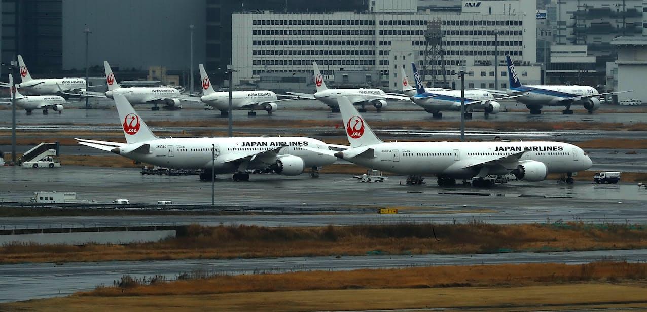 航空需要の緩やかな回復を見込む