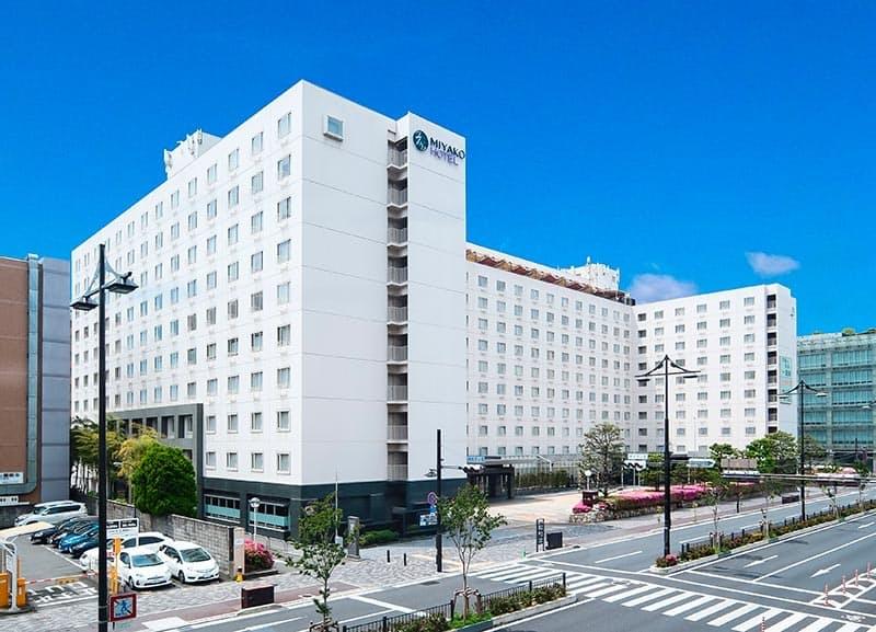 ブラックストーンに売却される客室数988の「都ホテル京都八条」