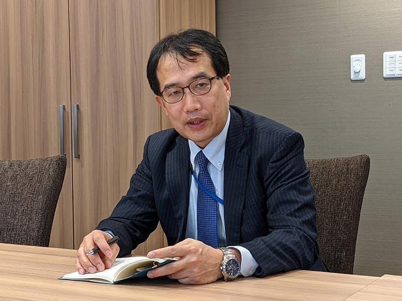 近鉄グループホールディングスの江藤健一・総合企画部長