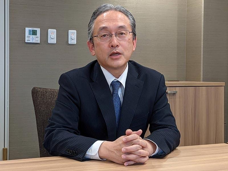 近鉄・都ホテルズの酢谷卓也・経営戦略室長