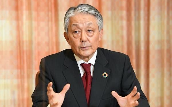 山道裕己・東京証券取引所社長
