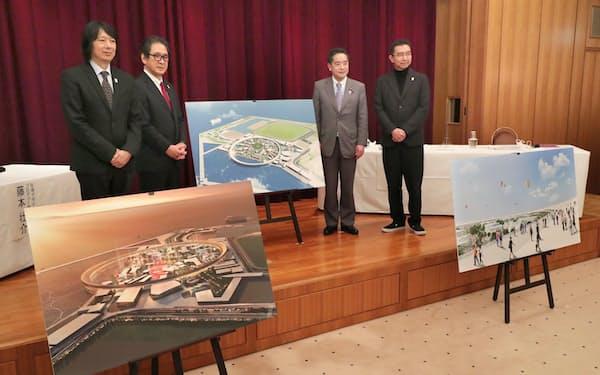 大阪・関西万博の基本計画は2020年12月に発表された