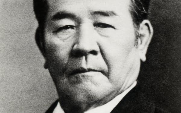 渋沢栄一の肖像写真=深谷市所蔵