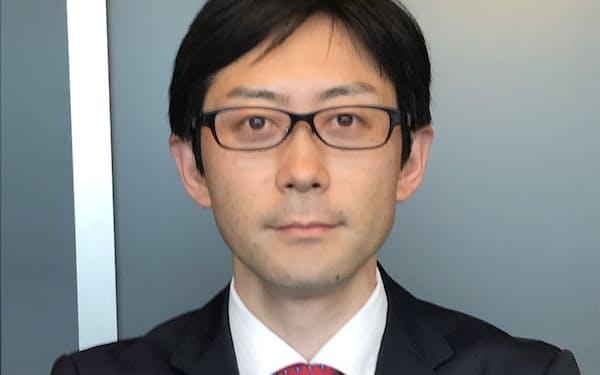 大和総研の神田慶司氏