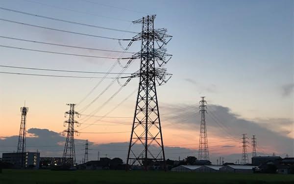 電力自由化を巡る公取委の立ち入り検査は初めて