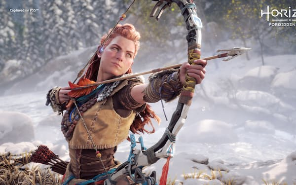 SIEは人気ゲームの続編をPS5向けに用意した   ©Sony Interactive Entertainment Europe. Published by Sony Interactive Entertainment Inc. Developed by Guerrilla.