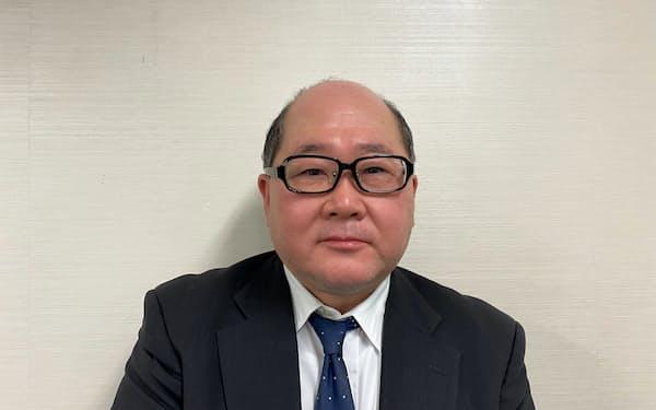北海道大学の菅田勝美キャリア支援課長